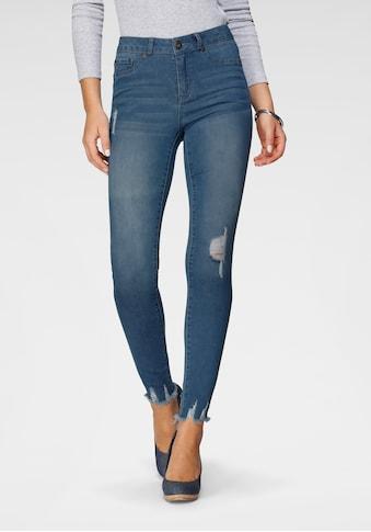 Arizona Skinny-fit-Jeans »Ultra-Stretch«, High Waist kaufen