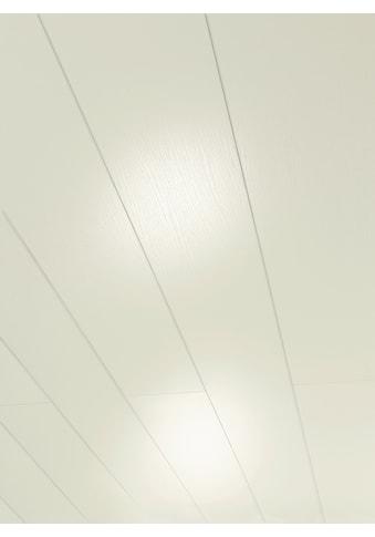 PARADOR Verkleidungspaneel »RapidoClick«, Esche weiss glänzend, 4 Paneele, 1,829 m² kaufen