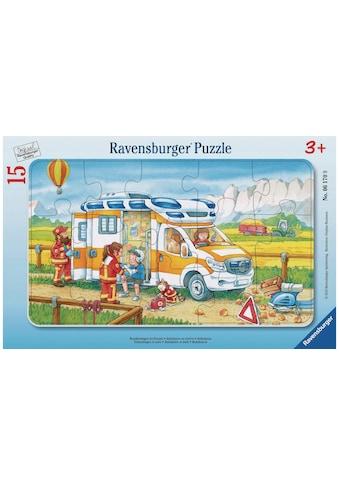Ravensburger Puzzle »Krankenwagen im Einsatz« kaufen