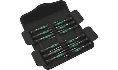 Wera Schraubendreher »Kraftform Micro 12 Universal 1, 12-teilig« kaufen