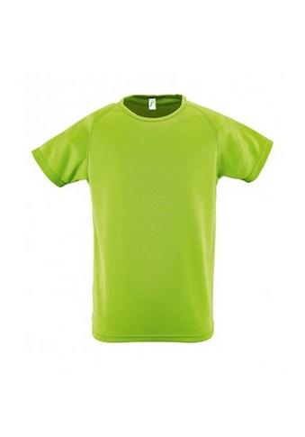 SOLS T - Shirt »Kinder Unisex Sporty, Kurzarm« kaufen