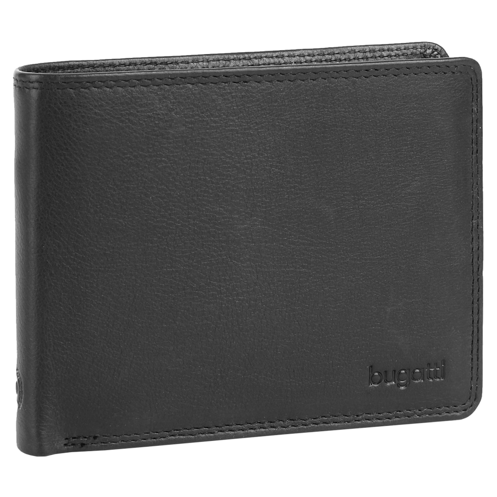 bugatti Geldbörse »SIMBIOSI«, Kreditkartenfächer