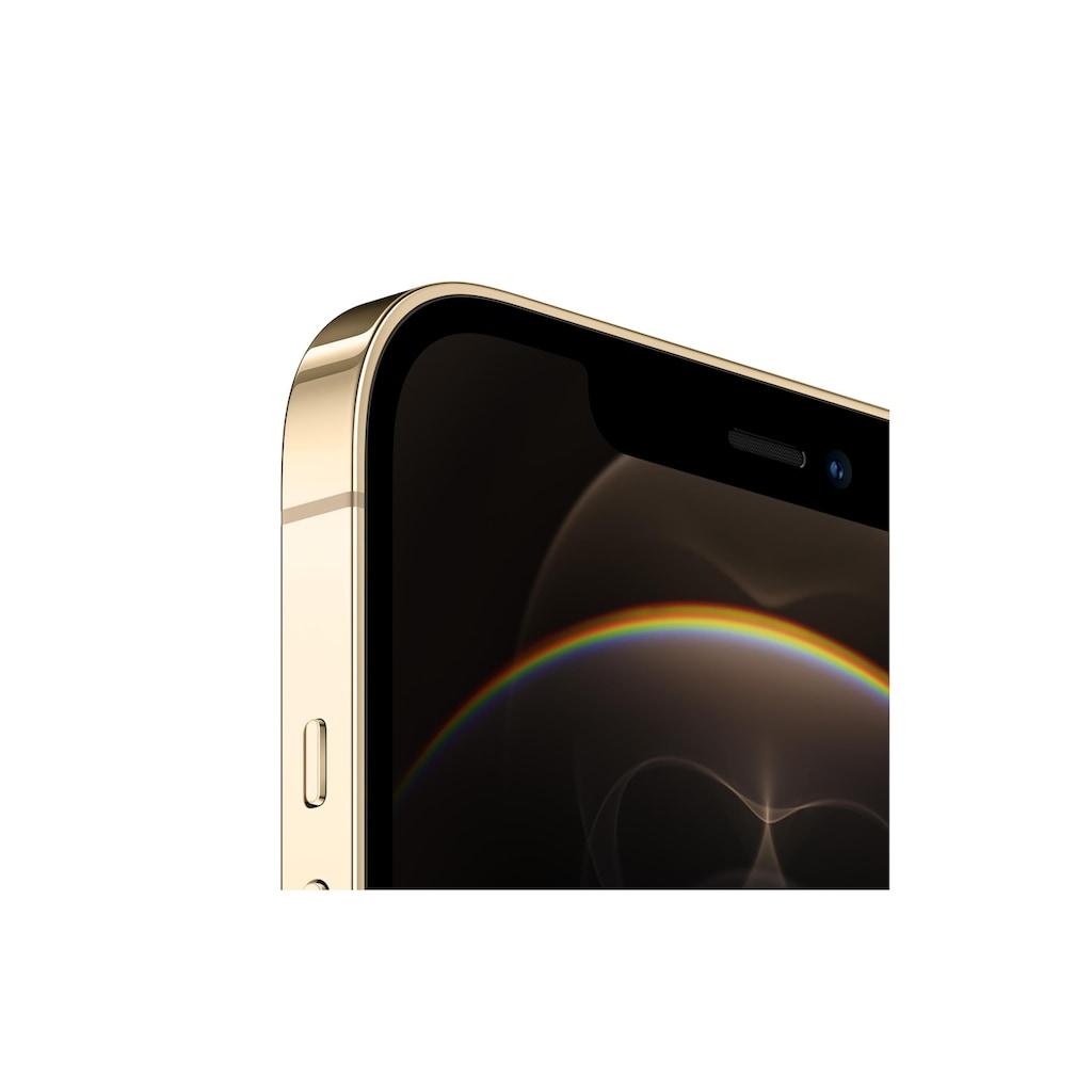 Apple Smartphone »iPhone 12 Pro Max«, (, 12 MP Kamera), ohne Strom Adapter und Kopfhörer, kompatibel mit AirPods, AirPods Pro, Earpods Kopfhörer