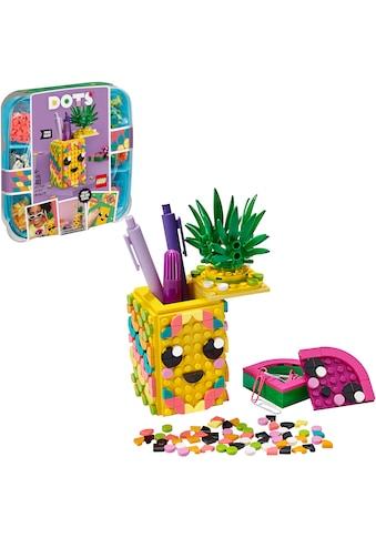 """LEGO® Konstruktionsspielsteine """"Ananas Stiftehalter (41906), LEGO® Dots"""", Kunststoff, (351 - tlg.) kaufen"""