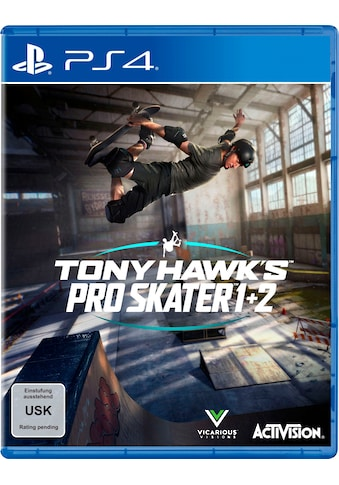 Activision Spiel »Tony Hawk's Pro Skater 1+2«, PlayStation 4 kaufen