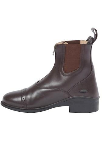 Dublin Reitstiefel »Evolution Unisex Leder Paddock Stiefel, vorderer Reissverschluss« kaufen