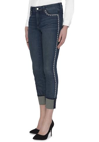NYDJ Aline Wide Cuff Ankle »aus stretch denim« kaufen