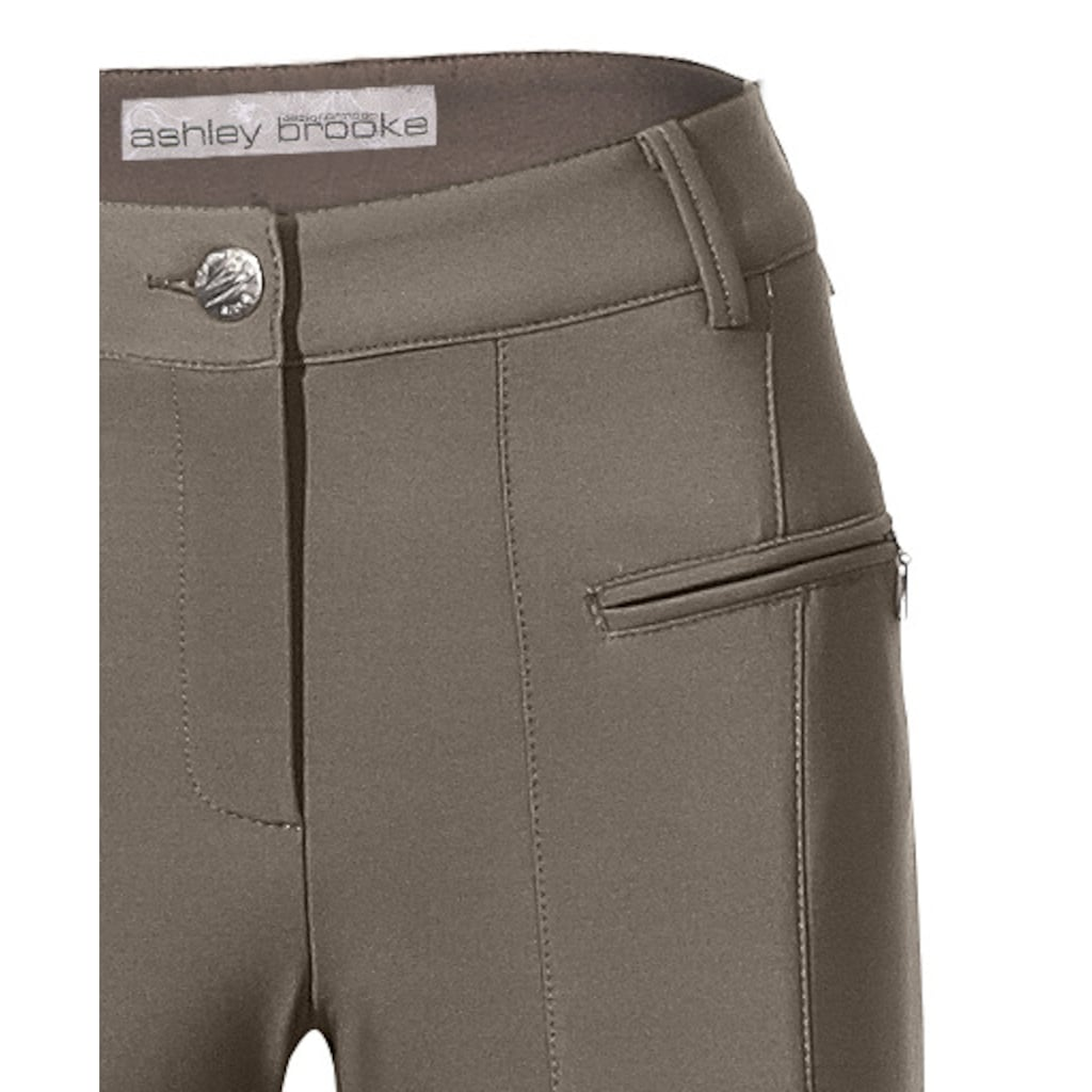 ASHLEY BROOKE by Heine Thermohose, mit Thermo-Funktion