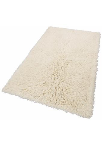 Hochflor - Teppich, »Flokos 2«, Theko Exklusiv, rechteckig, Höhe 60 mm, handgewebt kaufen
