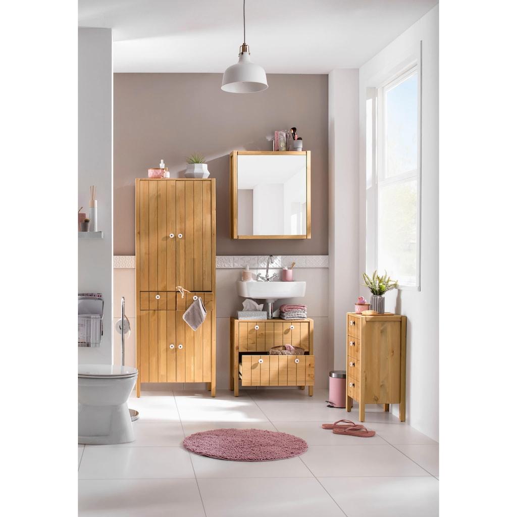Home affaire Waschbeckenunterschrank »Tina«