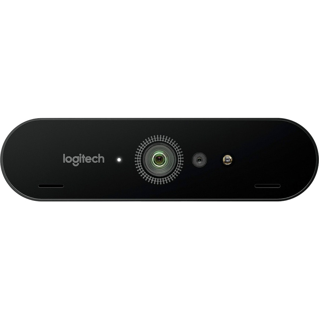Logitech Webcam »BRIO 4K STREAM EDITION«, 4K Ultra HD, IrDA (Infrarot)