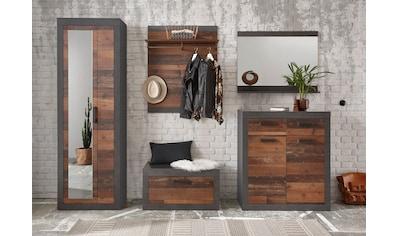 Home affaire Garderoben-Set »BROOKLYN«, (Komplett-Set, 5 St., bestehend aus... kaufen
