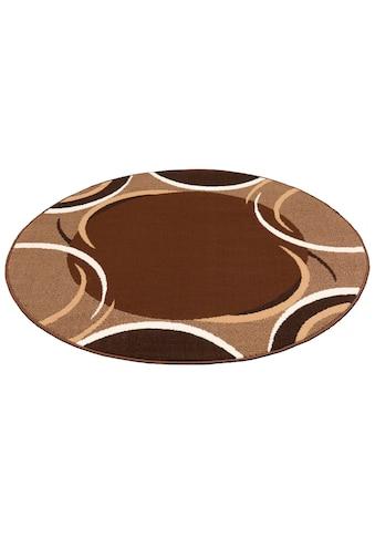 Teppich, »Noah«, my home, rund, Höhe 7 mm, maschinell gewebt kaufen