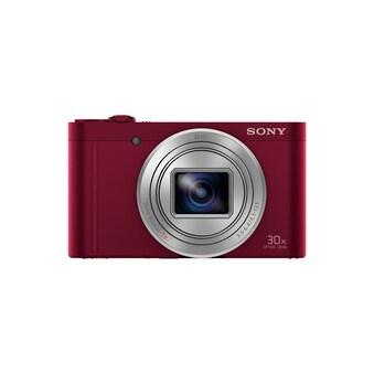Fotokamera, Sony, »DSCWX500R Rot« kaufen