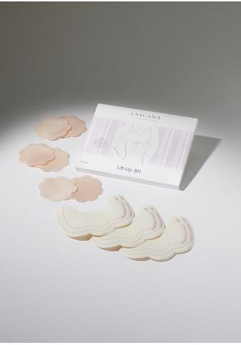 LASCANA Klebe-BH, 3 Paar, für bequemen, unsichtbaren Halt kaufen