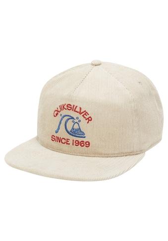 Quiksilver Snapback Cap »Power Cord« kaufen