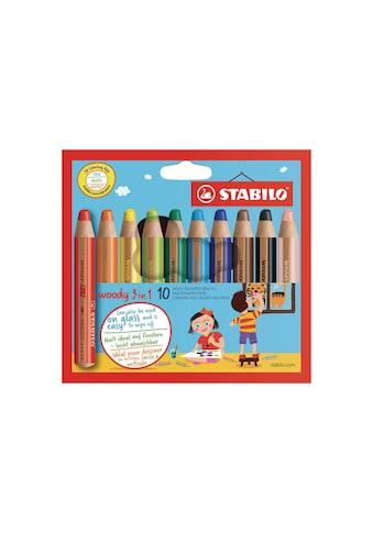 STABILO Buntstift »3in1 Malstift 10« kaufen