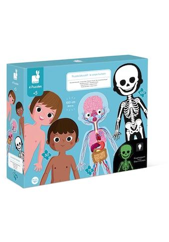 Janod Konturenpuzzle »Der menschliche Körper« kaufen