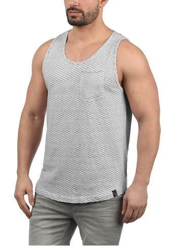Indicode Tanktop »Albion«, ärmelloses Shirt mit Brusttasche kaufen
