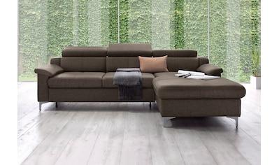 exxpo  -  sofa fashion Polsterecke kaufen