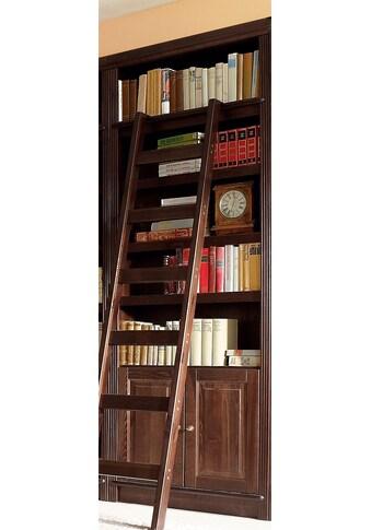 Home affaire Bücherregal »Cliff«, in 2 Höhen, mit 2 Holztüren kaufen