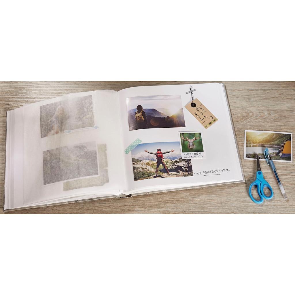 Walther Einsteck-Fotoalbum »Classicalbum Das Schicke Dicke«