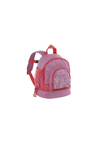 Kindergartenrucksack, Lässig, »Mini Backpack About Friends Pink« kaufen