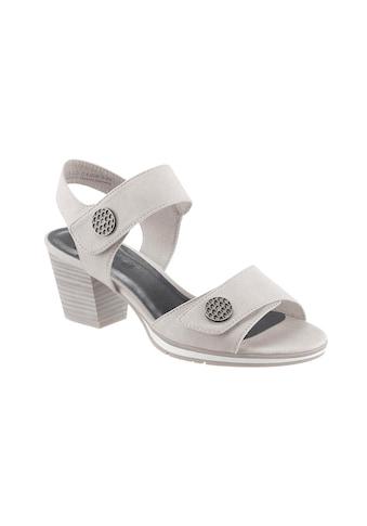 Sandalette mit rutschhemmender TR - Laufsohle kaufen