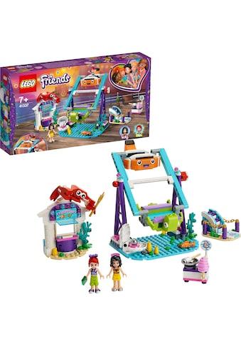 """LEGO® Konstruktionsspielsteine """"Schaukel mit Looping im Vergnügungspark (41337), LEGO® Friends"""", Kunststoff, (389 - tlg.) kaufen"""