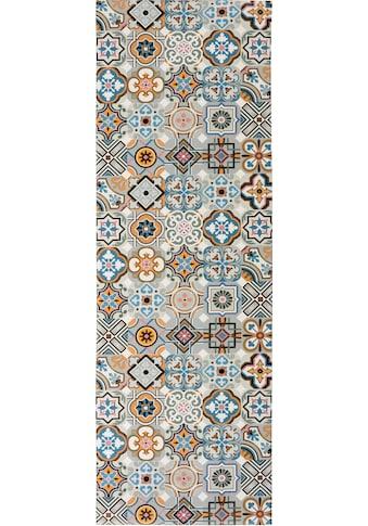 Andiamo Küchenläufer »Marrakesh«, rechteckig, 5 mm Höhe, Material Vinyl, Fliesen Design kaufen