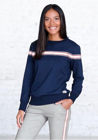 H.I.S Sweatshirt, mit gestreiftem Tape kaufen