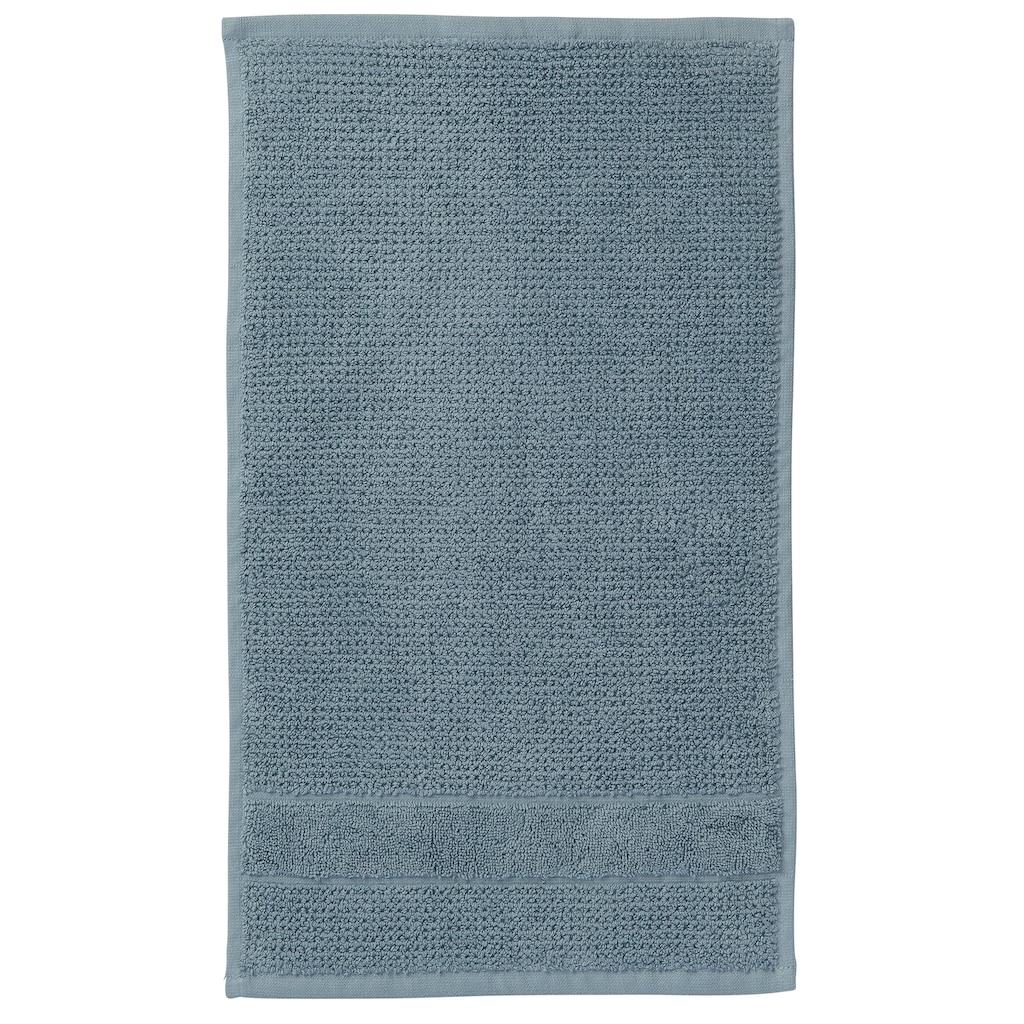 andas Handtuch Set »Kimi«, mit besonderer Struktur