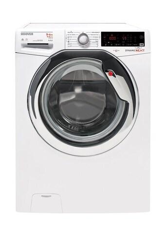 Waschtrockner Kombi, Hoover, »WDWOA 596AHC - S« kaufen