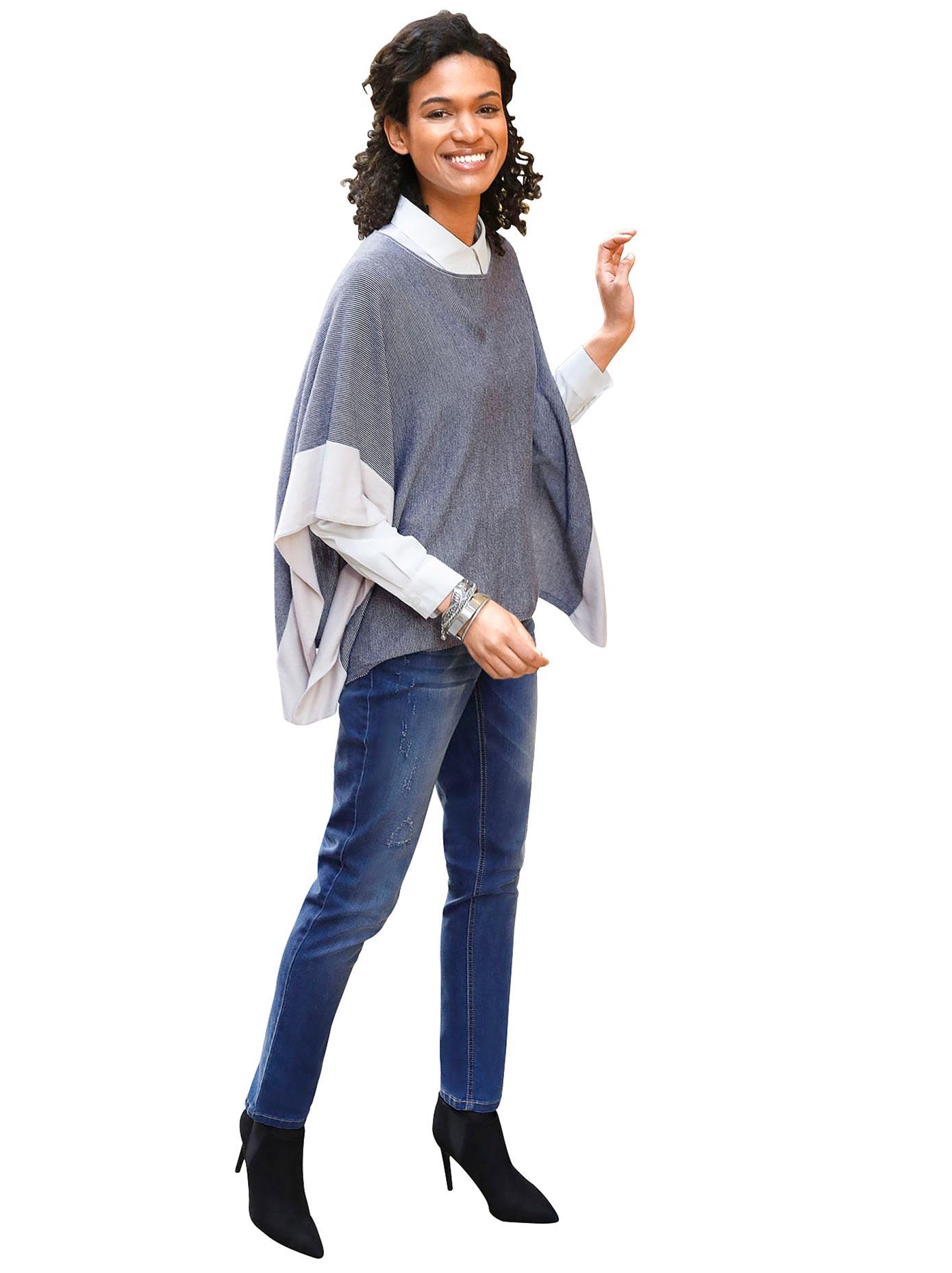 Image of Inspirationen Jeans in modischer Waschung