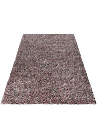 Hochflor - Teppich, »Enjoy Shaggy«, Ayyildiz, rechteckig, Höhe 50 mm, maschinell gewebt kaufen