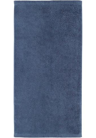 Cawö Badetuch »Lifestyle Uni«, (1 St.), aus 100% Baumwolle kaufen
