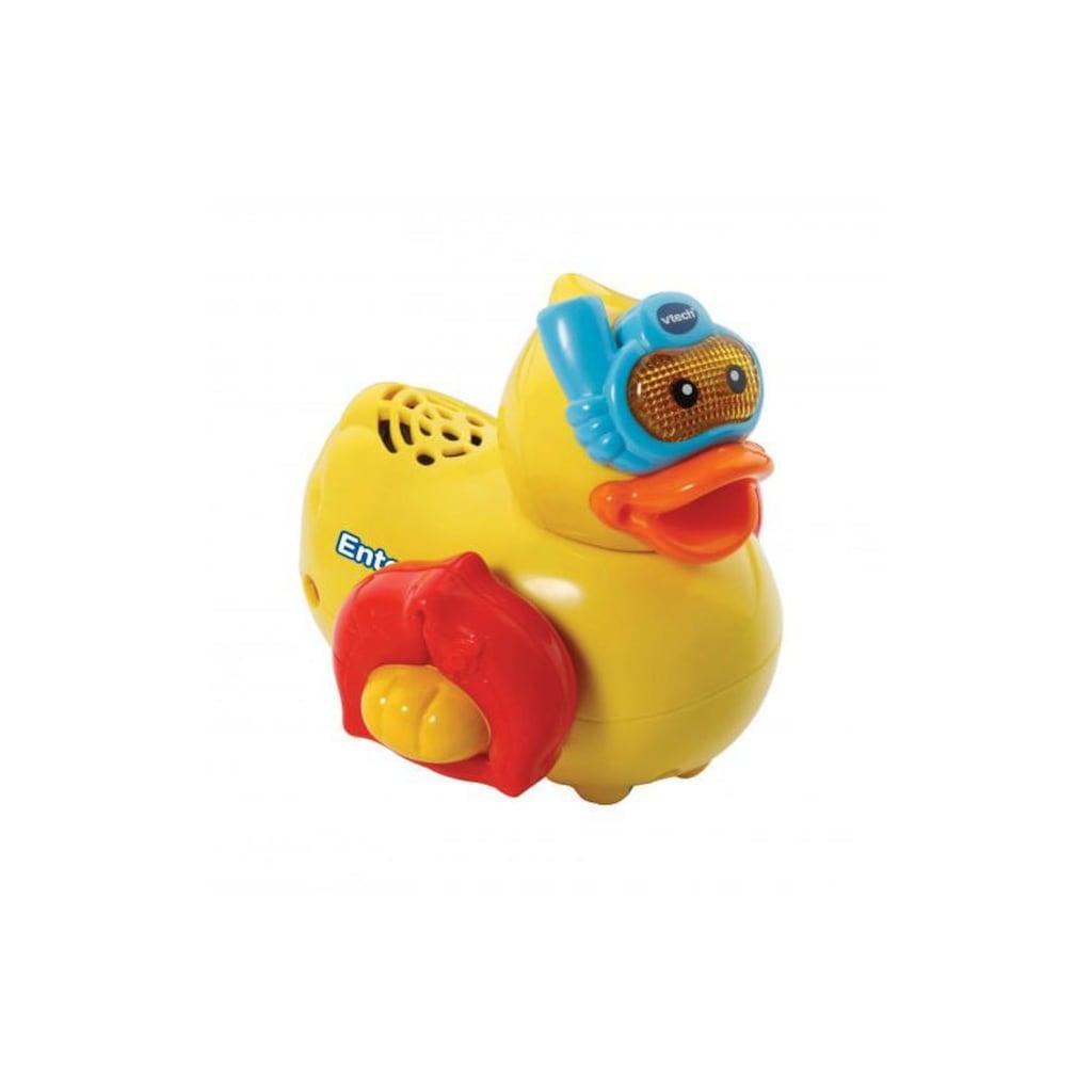 Vtech® Badespielzeug »Tut Tut Baby Badewelt Ente«, mit Licht und Sound