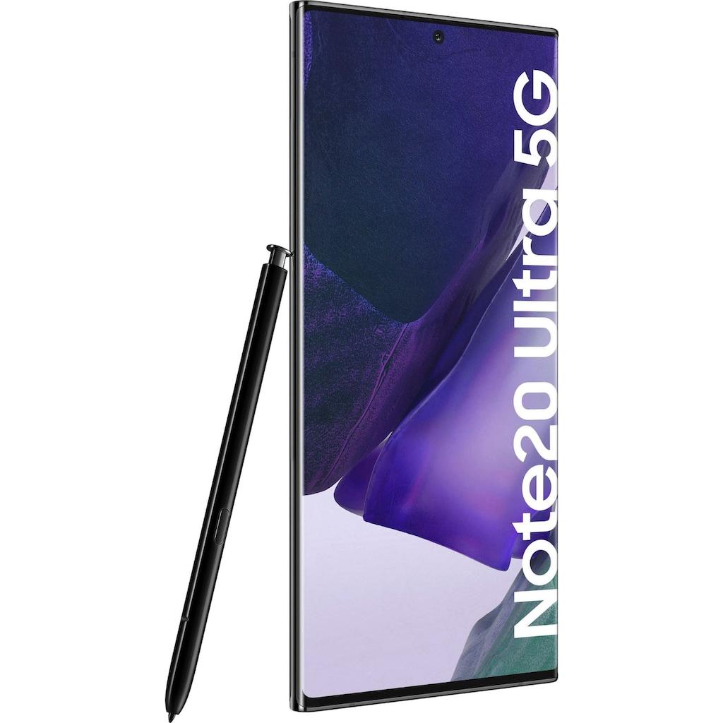 "Samsung Smartphone »Samsung Smartphone Galaxy Note20 5G Ultra, 256 GB«, (17,45 cm/6,9 "", 256 GB Speicherplatz, 108 MP Kamera)"