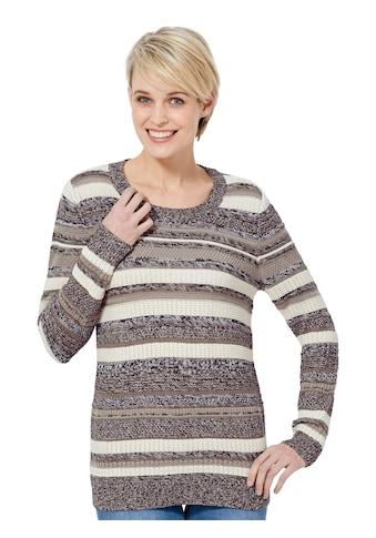 Streifenpullover »Pullover« kaufen