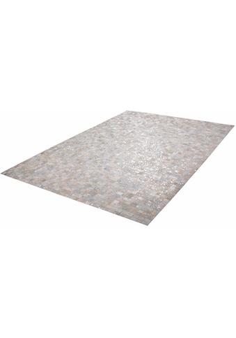 calo-deluxe Fellteppich »Audra 100«, rechteckig, 8 mm Höhe, echtes Rinderfell, Wohnzimmer kaufen