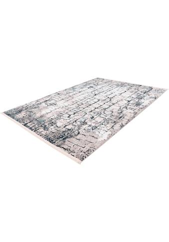 Teppich, »Akropolis 100«, me gusta, rechteckig, Höhe 12 mm, maschinell gewebt kaufen