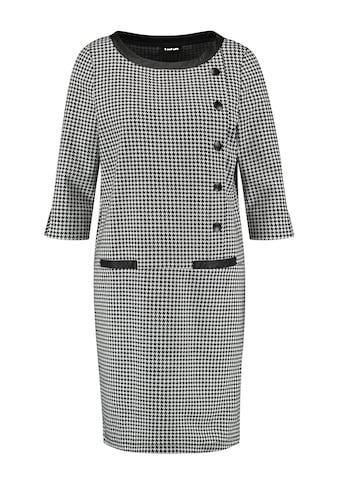 Taifun Jerseykleid »Kleid mit Karomuster« kaufen