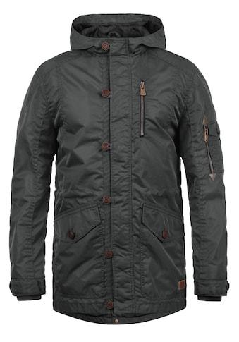 Blend Parka »Luxus«, warme Jacke mit zahlreichen Taschen kaufen