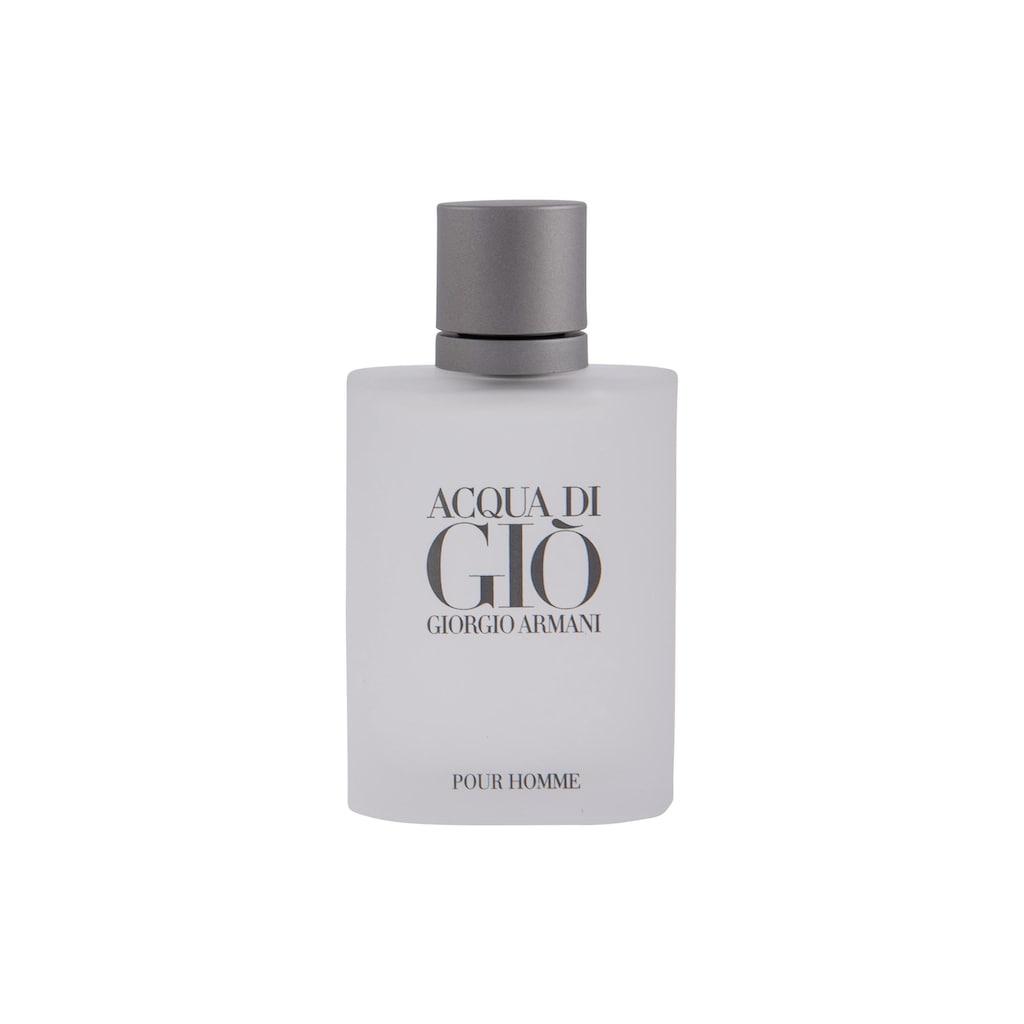 Giorgio Armani Eau de Toilette »Acqua di Gio 50 ml«