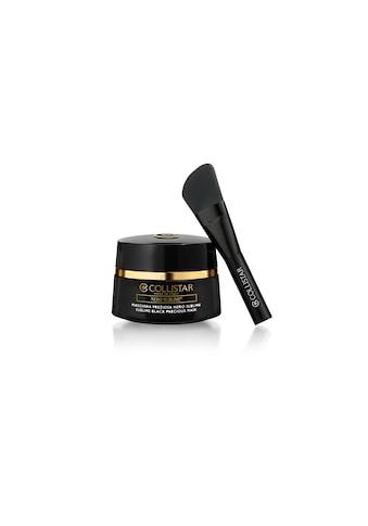 COLLISTAR Gesichtsmaske »Sublime Black Precious Mask 50 ml«, Premium Kosmetik kaufen