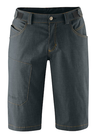 Maier Sports Funktionsshorts »Pyrit Bermuda M«, Coole Funktionsbermuda im Jeans-Look kaufen