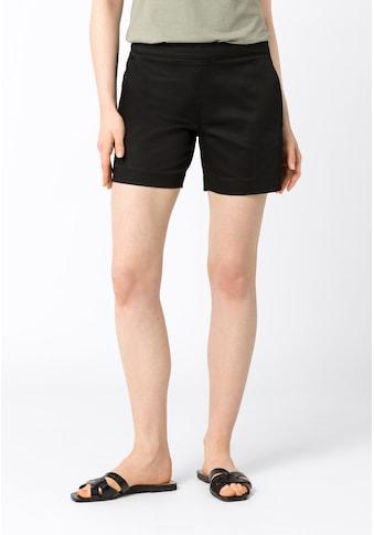 HALLHUBER Shorts »Produkttyp Granular AMALIA mit Bio - Baumwolle« kaufen