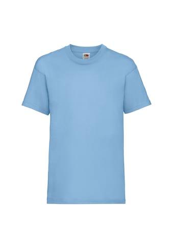 Fruit of the Loom T - Shirt »Kinder Unisex , kurzärmlig (2 Stück/Packung)« acheter