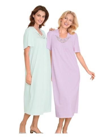 Nachthemden, Ascafa, kurz -  oder langarm (2 Stck.) kaufen