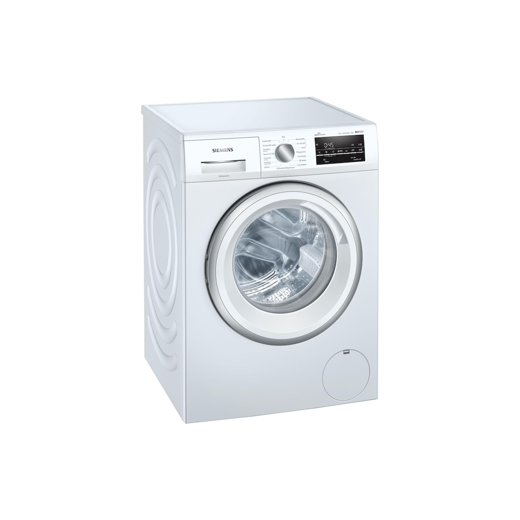 SIEMENS Waschmaschine, WM14US90CH A+++, 9 kg, 1400 U/min